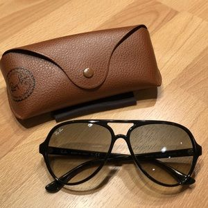 RayBan Classic RB4125 CATS5000